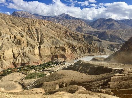 Annapurna circuit trek Nepal