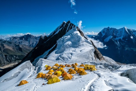 Three Passes trek Nepal